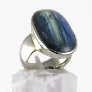 Bague Cyanite