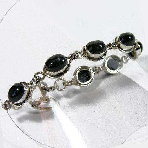 Bracelet Black star