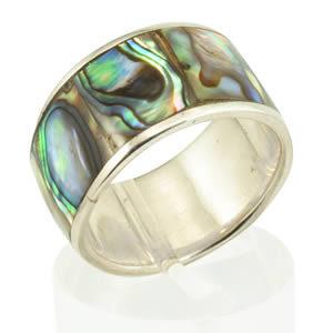 Bague anneau large