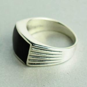 Bague anneau plat